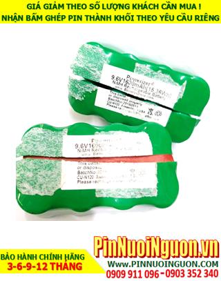Pin sạc 9.6v-2/3A1600mAh; Pin sạc NiMh NiCd 9.6v-2/3A1600mAh; Pin sạc khối 9.6v-2/3A1600mAh; Pin sạc công nghiệp 9.6v-2/3A1600mAh