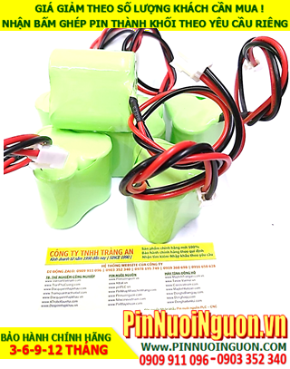 Pin sạc 3.6v SC2000mAh; Pin sạc NiMh NiCd 3.6v SC2000mAh; Pin sạc khối 3.6v SC2000mAh; Pin sạc công nghiệp 3.6v SC2000mAh