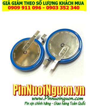 Pin nuôi nguồn PLC Maxell CR2450HR lithium 3V High Temperature 125℃ chính hãng Made in Japan| có sẳn hàng