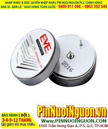 Pin ER2450T (22.9mmx7.8mm); Pin nuôi nguồn EVE ER2450T lithium 3.6v 400mAh (mã tương đương Tadiran TL-5186)