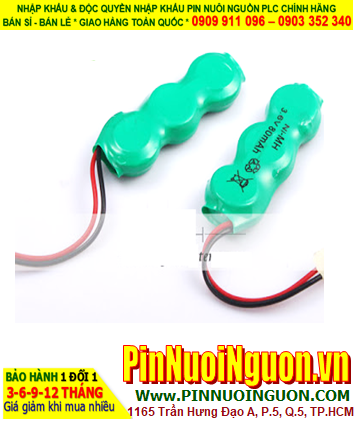Pin sạc 3.6v-80mAh (3/V80H); Pin sạc NiMh 3.6v-80mAh (3/V80H); Pin nuôi nguồn 3.6v-80mAh (3/V80H)