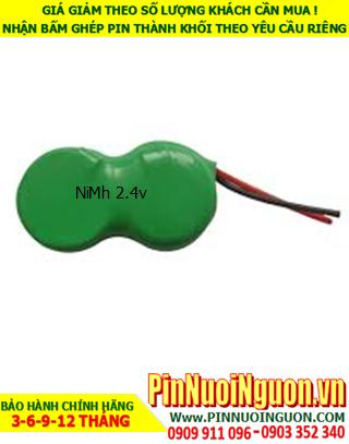 Pin sạc 2.4v-80mAh(2/V80H); Pin sạc NiMh NiCd 2.4v-80mAh(2/V80H); Pin nuôi nguồn 2.4v-80mAh(2/V80H)