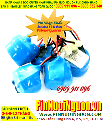 Pin sạc 3.6v-280mAh(3/V280H); Pin sạc NiMh NiCd 3.6v-280mAh(3/V280H); Pin nuôi nguồn PLC 3.6v-280mAh(3/V280H)