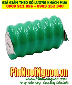 Pin sạc 6v-160mAh(6/V160H); Pin sạc NiMh 6v-160mAh(6/V160H); Pin nuôi nguồn 6v-160mAh(6/V160H)
