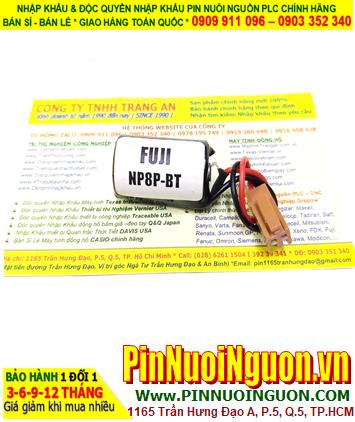 Pin nuôi nguồn Fuji MICREX-F - MICREX-SX lithium 3.6V 1/2AA 1000mAh _Xuất xứ Nhật