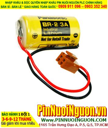 Pin OMRON M5R; Pin nuôi nguồn OMRON M5R lithium 3v 2/3A 1200mAh _Xuất xứ Nhật