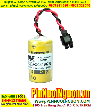 Pin Allen Bradley AB 1756-L61S; Pin AB 1756-L61S; Pin nuôi nguồn PLC AB 1756-L61S lithium 3v _Made in Japan