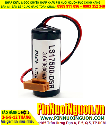 Pin DENSO ROBOT LS17500-DSR; Pin nuôi nguồn DENSO ROBOT LS17500-DSR _Xuất xứ Nhật/ Pháp
