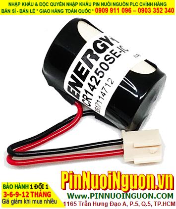 Pin nuôi nguồn Koyo DL230, DL240, D2-230, D2-240 CPU Controller lithium 3V 1/2AA 950mAh _xuất xứ Nhật