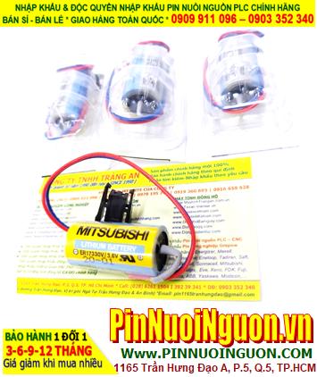 Pin nuôi nguồn Hitachi LIBAT-H PLC Battery 3.6V Lithium 1600mAh chính hãng Made in Japan | có sẳn hàng
