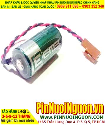 Pin ER14250 _Pin EEMB ER14250; Pin nuôi nguồn EEMB ER14250 lithium 3.6v 1/2AA 1200mAh _Xuất xứ China