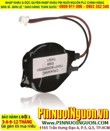 Pin ABB AC500; Pin AC500; Pin nuôi nguồn ABB AC500 lithium 3v _Made in Indonesia