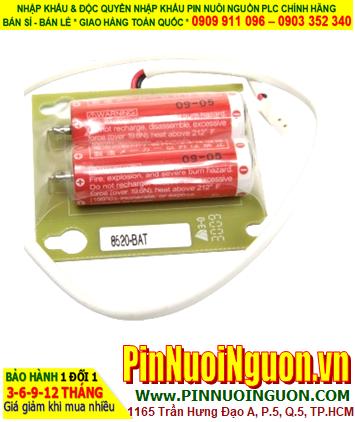 Pin Maxell ER6CT-2WK; Pin nuôi nguồn Maxell ER6CT-2WK lithium 3.6v AA 1800mAh _Xuất xứ Nhật