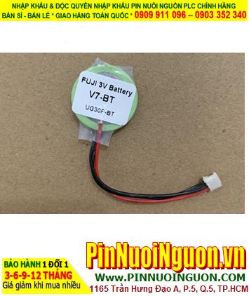 FUJI V7 SERIES; Pin nuôi nguồn FUJI V7 SERIES lithium 3.0v 620mAh chính hãng _Xuất xứ Nhật