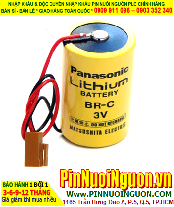 Pin FANUC A20B-0130-K106; Pin nuôi nguồn FANUC A20B-0130-K106 lithium 3v 5000mAh _Made in Japan