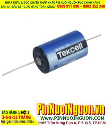 Pin SB-AA02; Pin Tekcell SB-AA02; Pin nuôi nguồn PLC Tekcell SB-AA02 lithium 3.6v 1/2AA 1200mAh _Xuất xứ Hàn Quốc