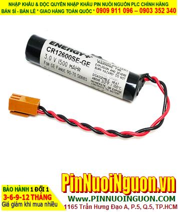 FANUC 90-70; Pin nuôi nguồn FANUC 90-70 lithium 3v 1450mAh _Made in Japan