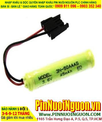 Pin nuôi nguồn SANYO 3N-50AAAS CADNICA Battery (3.6vAA700mAh)| ĐANG CÒN HÀNG