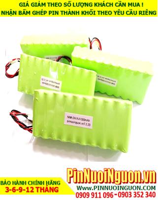 Pin nuôi nguồn 24v AA700mAh NiMh; Pin sạc 24v AA700mAh nuôi nguồn PLC| ĐANG CÒN HÀNG