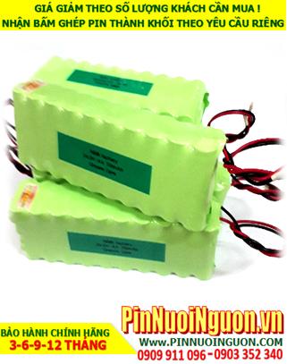 Pin nuôi nguồn 12v AA700mAh NiMh; Pin sạc 12v AA700mAh nuôi nguồn PLC| ĐANG CÒN HÀNG