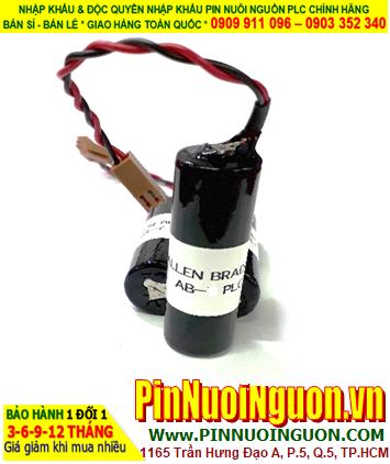 Pin Allen Bradley AB-5 PLC; Pin nuôi nguồn Allen Bradley AB-5 PLC  lithium 3.6v _Xuất xứ Nhật