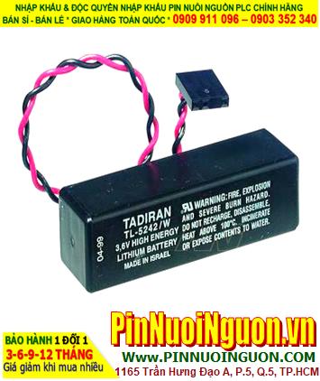 Pin Tadiran TL-5242; Pin nuôi nguồn Tadiran TL-5242 lithium 3.6v _Xuất xứ Israel