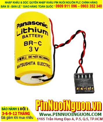 Pin BR-C; Pin Panasonic BR-C ; Pin nuôi nguồn Panasonic BR-C lithium 3v C 5000mAh _Xuất xứ Nhật