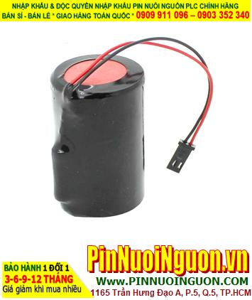 Pin Saft LS33600B-ACT; Pin nuôi nguồn Saft LS33600B-ACT lithium 3.6v  _Xuất xứ Pháp