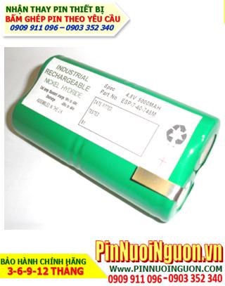 Pin FLUKE SCOPE ; Pin máy Fluke Scope 5000mAh Recharge Battery