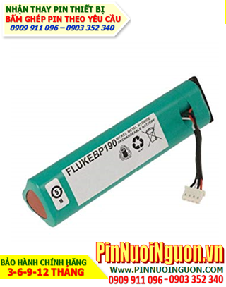 Pin Fluke LTSMQ3006 7.2 V - 2300mAh battery | hàng có sẳn-Bảo hành 06 tháng