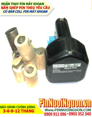 Pin máy khoan Y Tế HiTachi Koku 9.6V-2000mAh - Thay cell pin máy khoan Y Tế HiTachi Koku 9.6V-2000mAh | Bảo hành 6 tháng-Có sẳn hàng