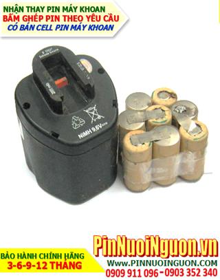 Pin máy khoan Y Tế HEBU MEDICAL NiMh 9.6V-2000mAh - Thay cell pin máy khoan Y Tế HEBU Medical NiMh 9.6V-2000mAh\ Bảo hành 6 tháng-Có sẳn hàng