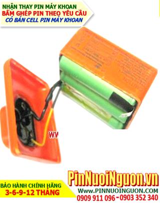 Pin sạc Li-Ion 10.8V-6800mAh dùng thay pin máy khoan cầm tay Y Tế | bào hành sử dụng 03 tháng