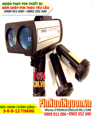 Pin máy bắn tốc độ Pro laser lll - Thay cell pin máy bắn tốc độ Pro laser lll | hàng có sẳn