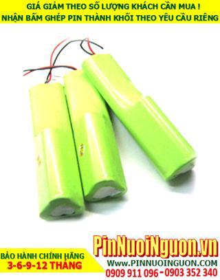 Pin roi điện 6V-300mAh, 6V-400mAh, 6V-700mAh, Pin sạc NIMH,NICD  6V-700mAh thay pin roi điện  Bảo hành 6 tháng