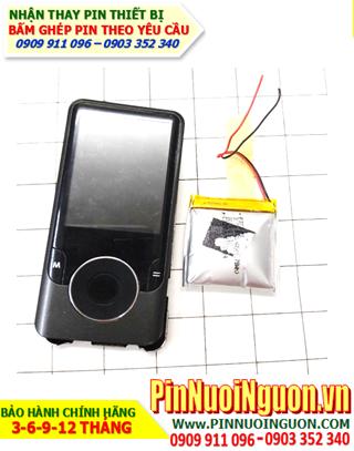 Pin IPOD lithium Polymer 3.7v; Thay pin IPOD Li-polymer 3.7v; Thay pin IPOD 3.7v| HÀNG CÓ SẲN