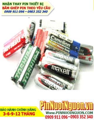 Pin chuột vi tính AAA, Pin Heavy Duty không sạc 1.5v , thay pin chuột vi tính các hãng | Hàng có sẳn