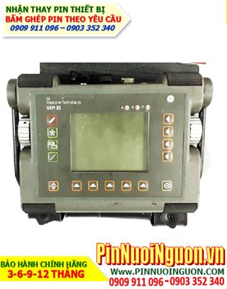 Pin USM25; Pin máy dò tìm mối hàn USM25 _Thay Pin máy dò tìm mối hàn USM25   Bảo hành 6 tháng