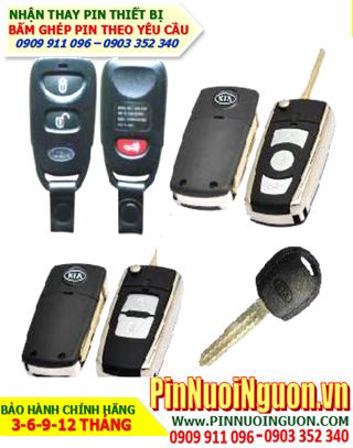 Pin Remote KIA; Pin Remote xe hơi KIA _thay pin điều khiển Ôtô KIA