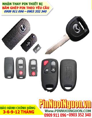 Pin Remote Mazda; Pin điều khiển Ôtô Mazda _thay pin điều khiển Ôtô Mazda