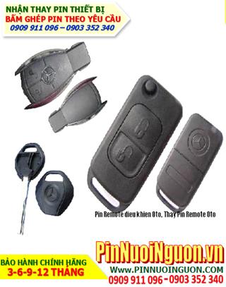 Pin Remote Mercedes; Pin điều khiển Ôtô Mercedes _thay pin Remote Mercedes