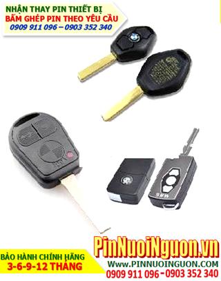 Pin Remote BMW; Pin điều khiển Ôtô BMW _ thay pin điều khiển Ôtô BMW