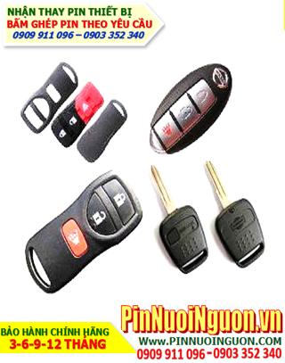 Pin Remote NISSAN; Pin điều khiển Ôtô NISSAN _thay pin điều khiển Ôtô NISSAN