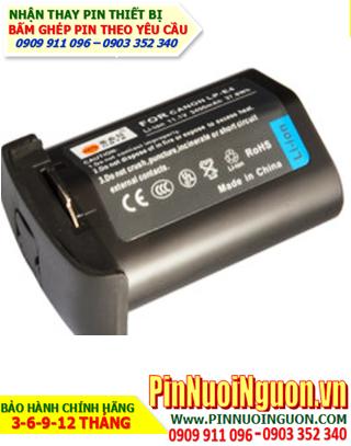 Pin Máy ảnh Wasabi LP-E4 11,1v 2700mAh, thay cell pin | hàng có sẳn-Bảo hành 6 tháng