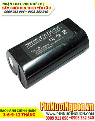 Pin máy ảnh KODAK KLIC-8000 Ricoh DB-50 3,7v 1400mAh Li-Ion sạc, Thay cell pin máy ảnh KODAK KLIC-8000 Ricoh DB-50 3,7v 1400mAh