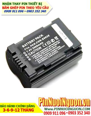 Pin sạc máy ảnh PANASONIC CGR-S602 7,4v 1400mAh Li-Ion, Thay cell pin máy ảnh PANASONIC CGR-S602 7,4v 1400mAh Li-Ion