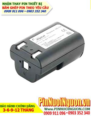 Pin sạc máy ảnh PENTAX D-Li50 7,4v 1500mAh, Thay cell pin máy ảnh PENTAX D-Li50 7,4v 1500mAh sạc Li-Ion