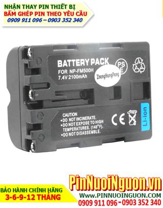 Pin sạc máy ảnh Sony NP-FM500H Li-Ion 7,4V - Thay cell pin Sony NP-FM500H Li-Ion 7,4V | Bảo hành 6 tháng