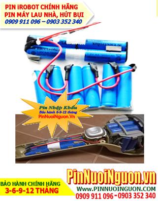 Pin máy hút bụi Electrolux 12v 1300mAh NiMh; thay pin máy hút bụi Electrolux 12v1300mAh(B.H.6 tháng)| ĐANG CÒN HÀNG