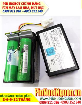 Pin sạc iRobot 14.4v-2200mAh; Pin sạc Lithium Li-ion 14.4v 2200mAh _Thay pin cho Máy hút bụi Toshiba
